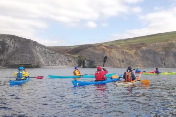 Discover Sea Kayaking