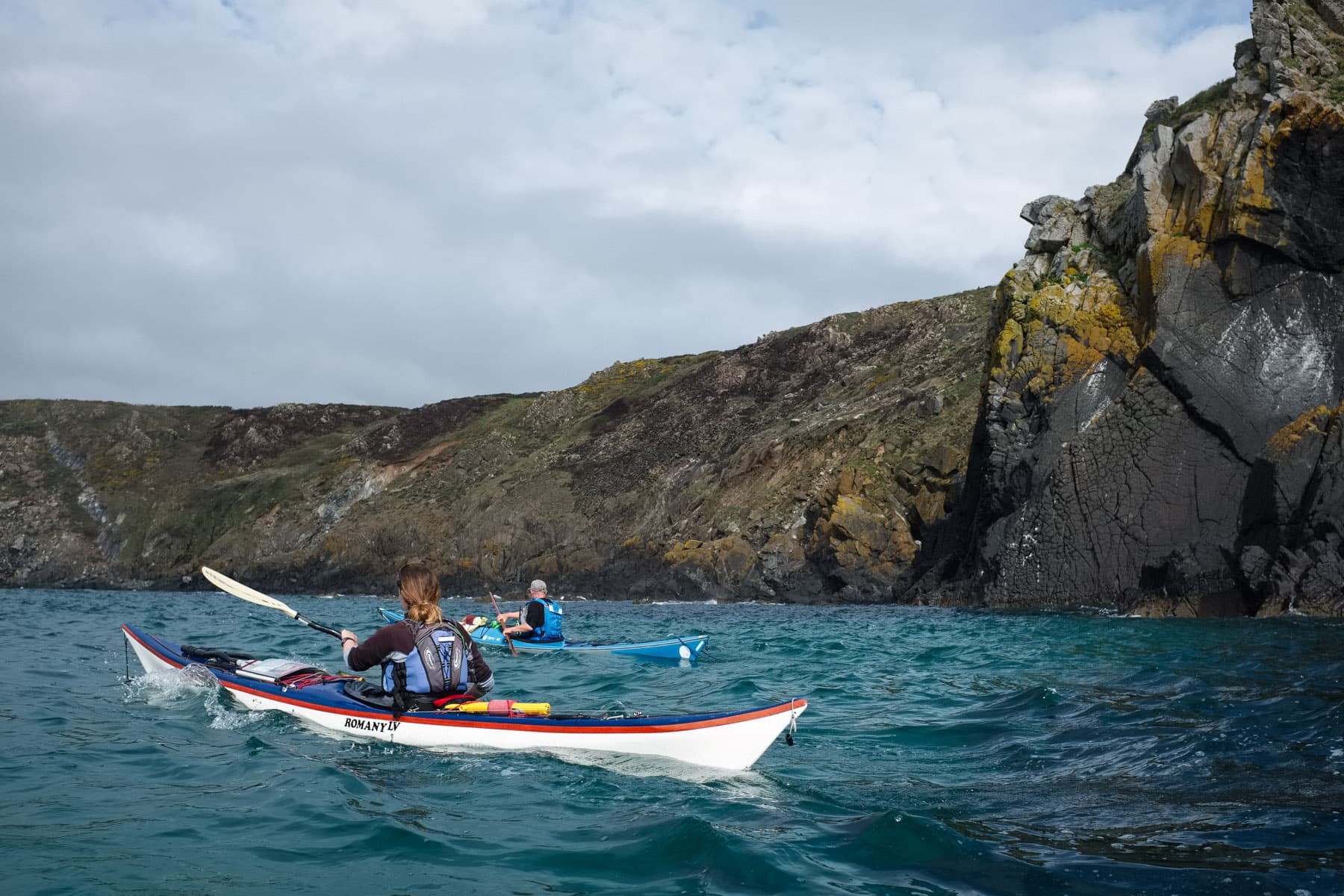 Introduction to Sea Kayaking cover image